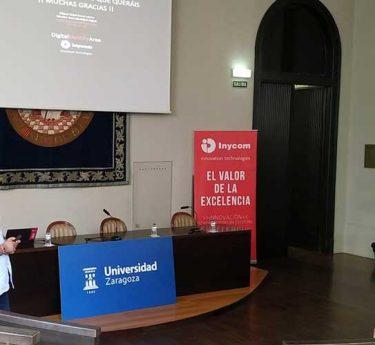 """La Cátedra Inycom y Unizar presentan el ciclo """"Blockchain al alcance de todos"""""""