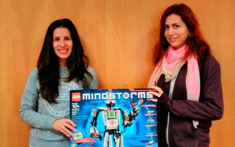 "Ganadoras Hackaton de la EINA ""uCode EINA powered by adidas Group"""